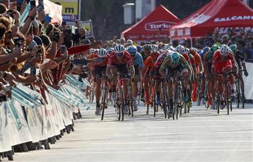 Tour de Turquía: Daniel Martínez el mejor colombiano en la quinta etapa