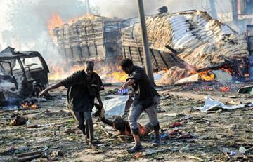 Atentado en Somalia dejó al menos 137 muertos y 300 heridos
