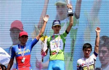 ¡César Paredes campeón del Tour de Chile!