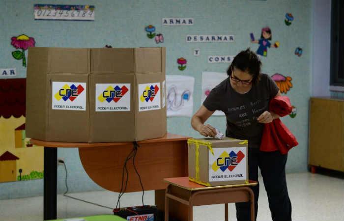 Elecciones en Venezuela: Chavistas y opositores medirán sus fuerzas