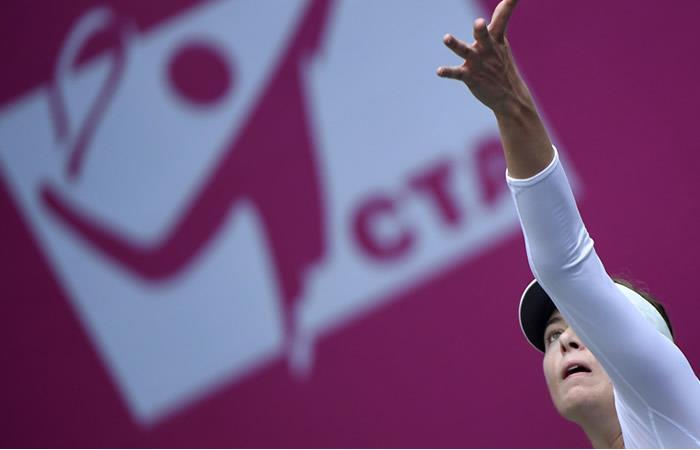 Sharapova conquistó el título en China