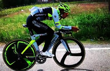 Tour de Turquía: Daniel Martínez termina cuarto en la general