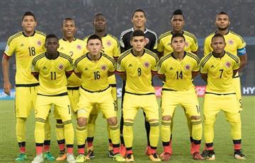 Alemania ganó, goleó y eliminó a Colombia del Mundial Sub-17