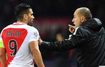 Falcao García: DT del Mónaco llenó de elogios al 'Tigre'