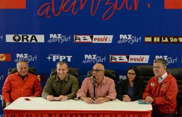 Venezuela: Oficialismo gana 17 estados contra cinco de la oposición