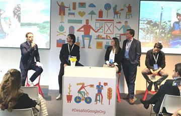 """""""Desafío Google.org 2017"""", elige a tu ganador colombiano"""