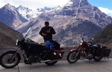 Destinos colombianos para pasear en moto