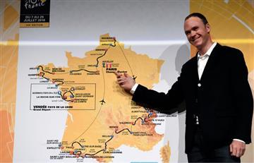 """Froome admitió que le da """"miedo losprimeros días del Tour de Francia 2018"""""""