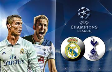 Real Madrid vs. Tottenham: Transmisión EN VIVO online