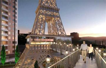 Video: Antioquia tendrá su Torre Eiffel en Sabaneta