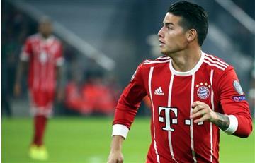 Bayern Múnich se impuso sobre el Celtic, James jugó los últimos minutos