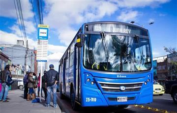 Bogotá: Las rutas del SITP más amenazadas por bandas