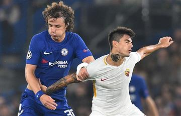 Chelsea y Roma en tablas tras un partidazo de Champions