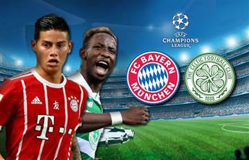 FC Bayern vs. Celtic: Transmisión EN VIVO online