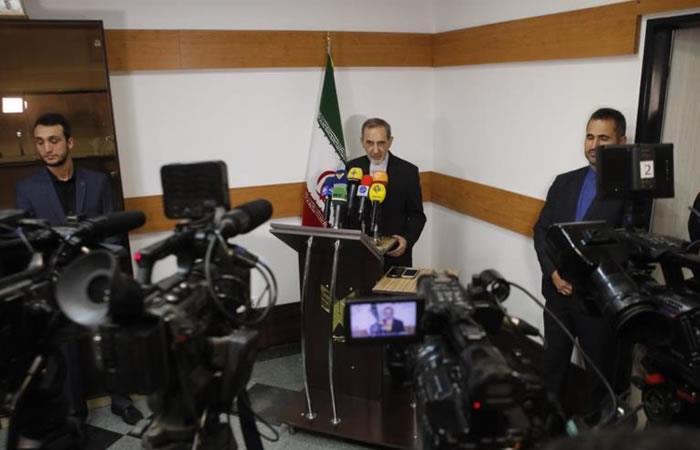 Ali Akbar Velayati, asesor del Líder de la Revolución Islámica de Irán. Foto. AFP