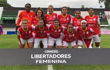 Libertadores Femenina: Santa Fe cayó ante Corinthians y quedó eliminado
