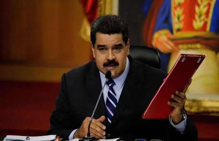 Maduro amenaza con una