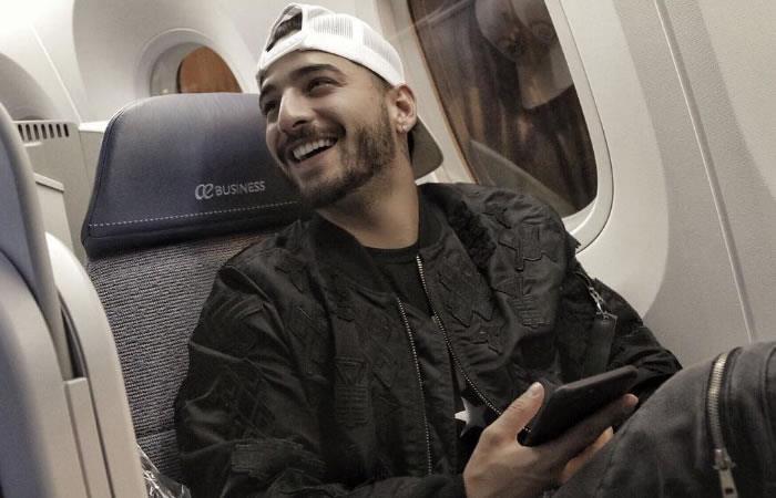 Maluma desató polémica por una foto que ofende a los palestinos
