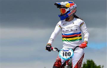 Mariana Pajón a puertas de incursionar en el ciclismo de pista
