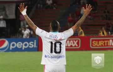Copa Colombia: Empate en la primera final entre Medellín y Junior