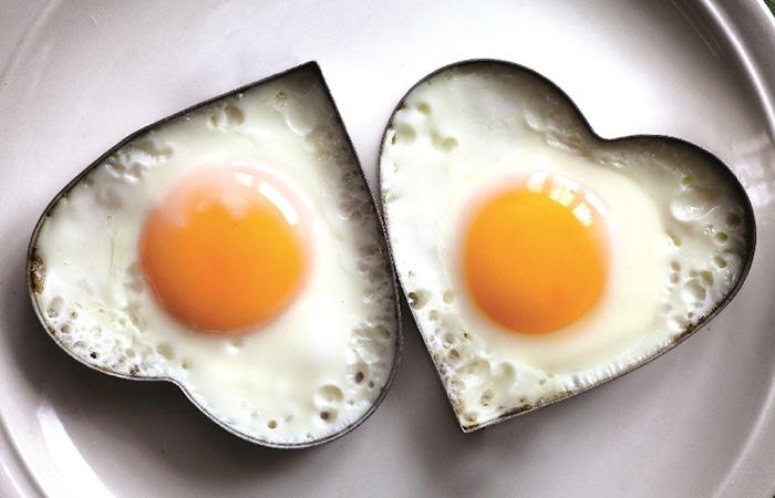 Los huevos cocidos son buenos para adelgazar