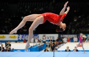 La gimnasta Maroney denuncia abuso sexual de un médico del equipo