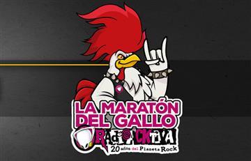 Maratón del Gallo: Radioacktiva y sus 20 años