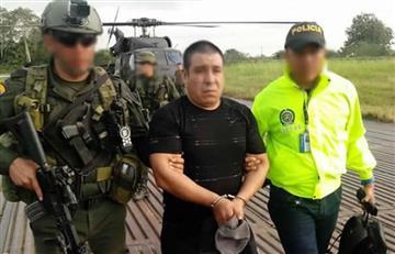 """Capturan en Tumaco a """"Don Ti"""", narco pedido en extradición por EE.UU."""