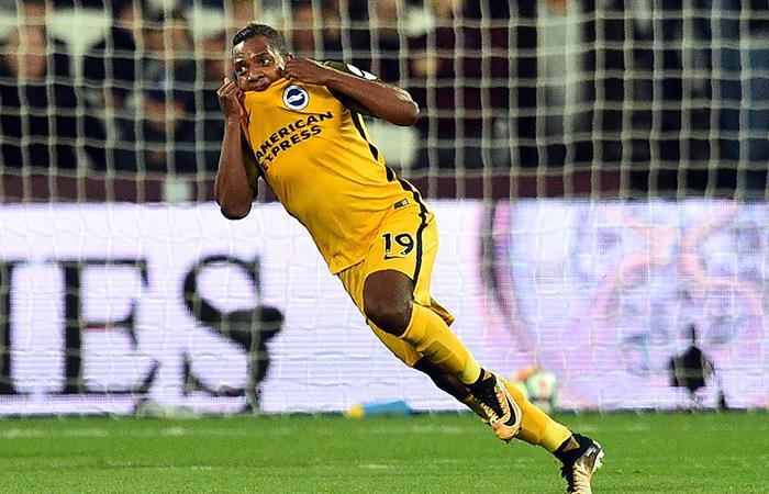 José Izquierdo anotó un golazo en la Premier League con el Brighton