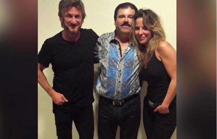 Sean Penn afirma que documental de Kate del Castillo es falso