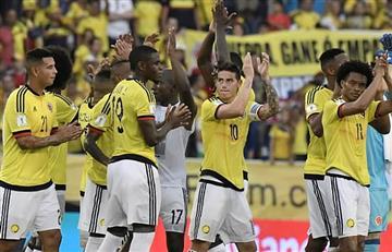 Selección Colombia podría estar en problemas por partido contra Perú