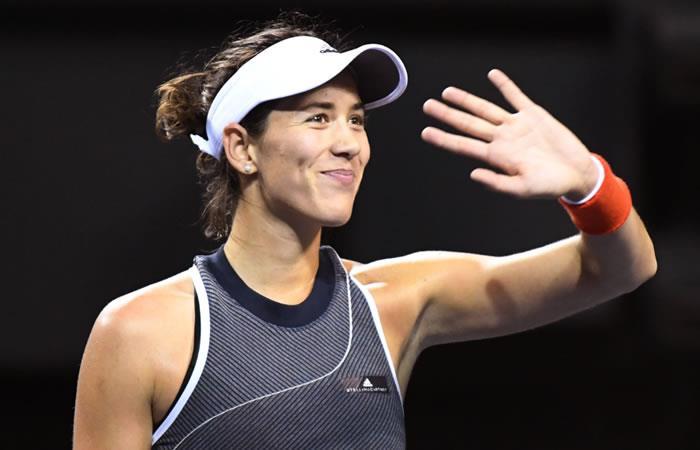 Venus, Pliskova y Ostapenko las rivales de Muguruza en Singapur