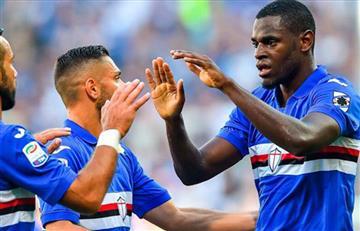 Duván Zapata sigue dando de qué hablar con la Sampdoria