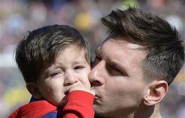 Lionel Messi: Su hijo enternece las redes al cantar en catalán