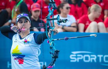 Colombia se lleva el oro en el Mundial de Tiro con Arco