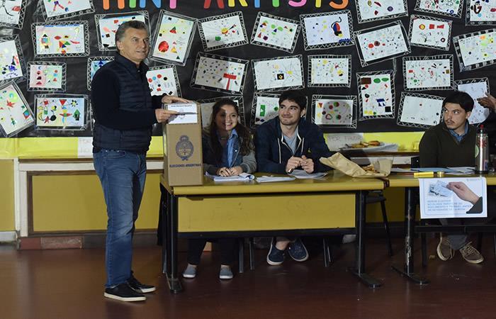 Elecciones legislativas en Argentina: Transmisión EN VIVO