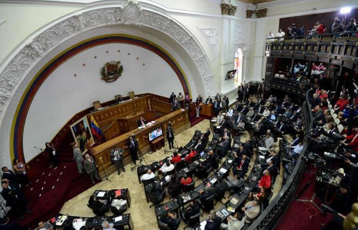 Gobernadores opositores juramentaron ante Constituyente venezolana