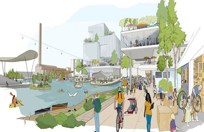 Google: ¿Participará en la creación de un barrio inteligente en Toronto?