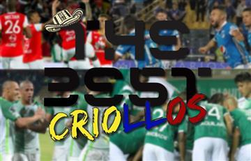 The Best Criollo: Transmisión EN VIVO de los premios del fútbol colombiano
