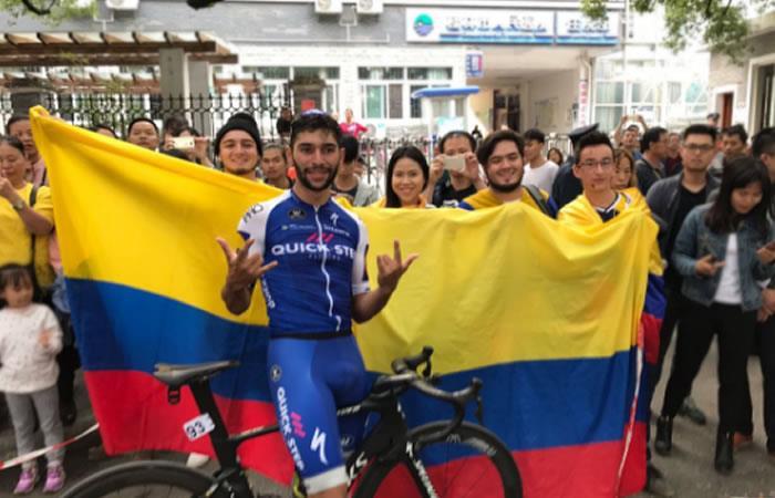 Fernando Gaviria enorgullece a Colombia con estas palabras