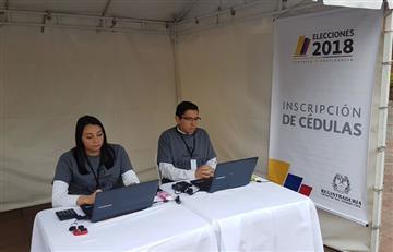 Video: Inició inscripción de cédulas para elecciones 2018