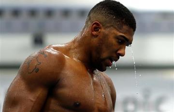 ¿Anthony Joshua peleará contra Tyson Fury?