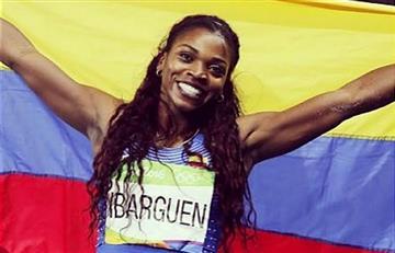 Caterine Ibargüen entre la nómina de Atletismo para los Juegos Bolivarianos
