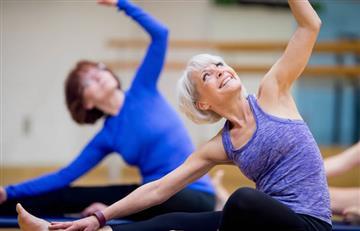 ¿Cómo mejorar los síntomas de la menopausia por medio del ejercicio?