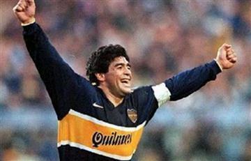 Diego Maradona: Hace 25 años jugó su último partido profesional