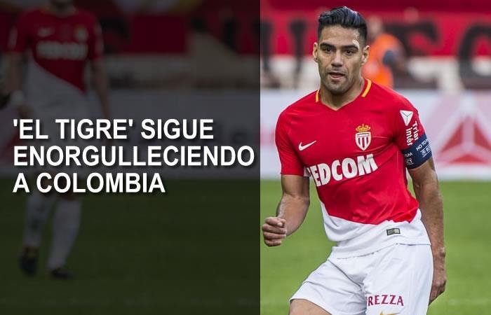 Falcao García: Increíble lo que consiguió 'El Tigre' en el fútbol exterior