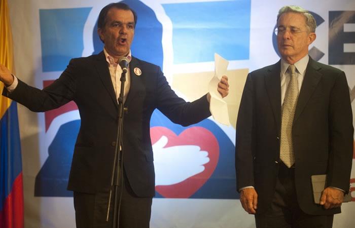 Fiscalía afirma que Odebrecht asumió costos de la campaña de Zuluaga
