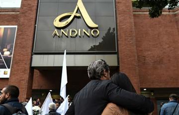 Fiscalía llama a juicio a los capturados del atentado al CC Andino