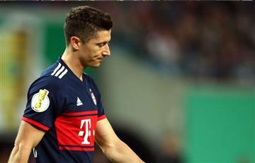 Sin James Rodríguez el Bayern Múnich se complicó, pero ganó ante el Leipzig