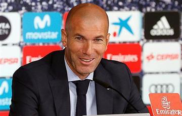 Zinedine Zidane confiesa su deseo con el Real Madrid